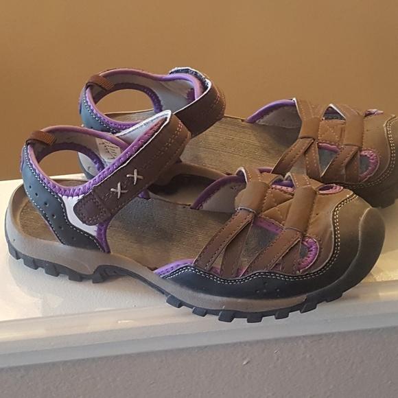 NORTHSIDE Shoes - NORTHSIDE Brown Athletic Sandals sz 8  38 EU
